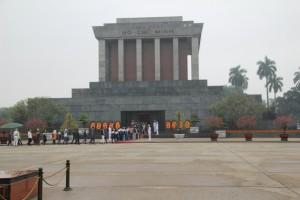 Ho Chi Ming mausolæum