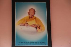 Den berømte munk, der var træt af præsidentens behandling af munke