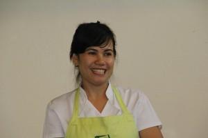 Vores kok, der underviste