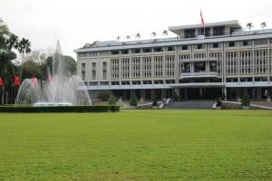 Paladset, som det ser ud i dag